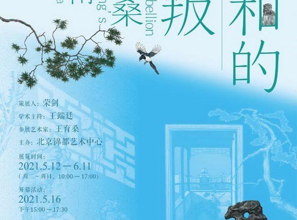 """""""温和的反叛——王育桑之江南""""北京开展"""