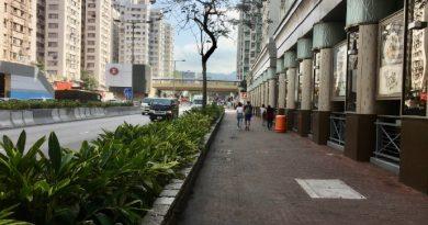 安宁 · 清静 · 美丽: 早安,五月的香港!