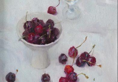 俄罗斯画家齐明·亚历山大静物与风景油画欣赏