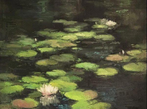 简•亨特:年度美国油画家奖最多的艺术家